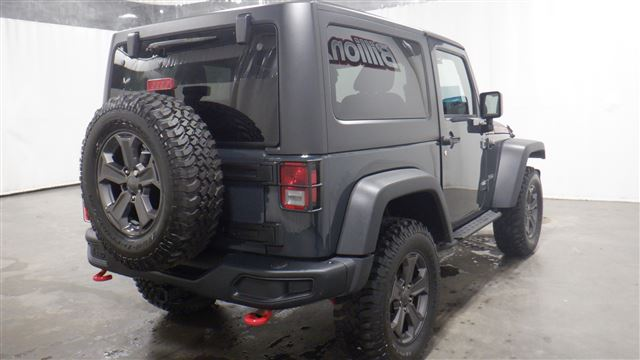 Certified Pre-Owned 2018 Jeep WRANGLER JK Rubicon Recon