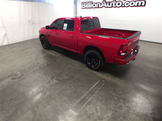 Certified Pre-Owned 2018 Ram 1500 Night