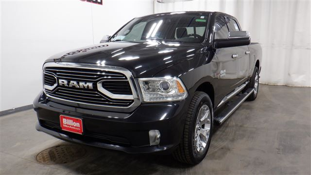Pre-Owned 2016 Ram 1500 Longhorn Limited