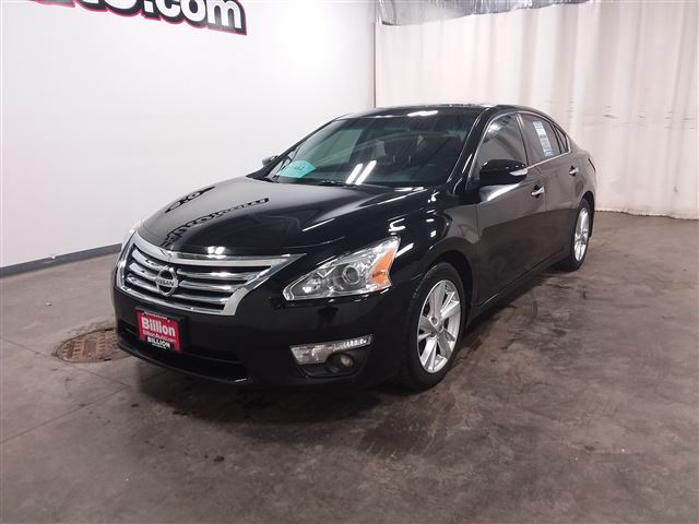 Pre-Owned 2014 Nissan ALTIMA SL