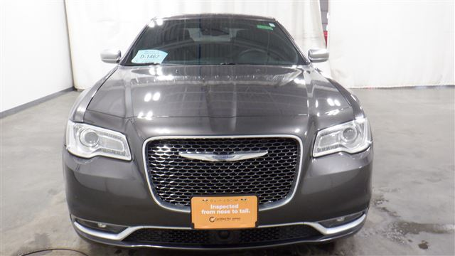 Certified Pre-Owned 2015 Chrysler 300 Platinum