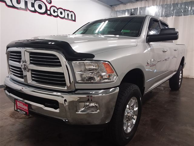 Certified Pre-Owned 2017 Ram 2500 Big Horn