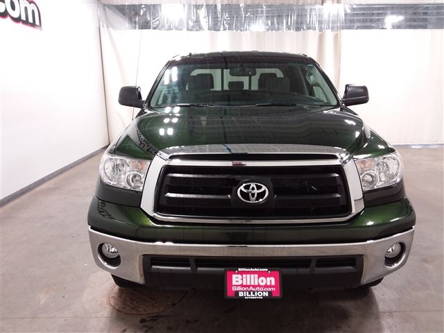 Pre-Owned 2013 Toyota TUNDRA 4WD Double Cab Standard Bed 5.7L FFV V8 (Natl)