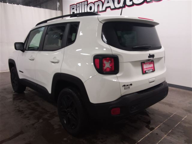 New 2020 JEEP Renegade Upland